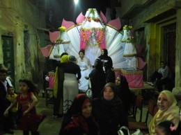 egipto - boda