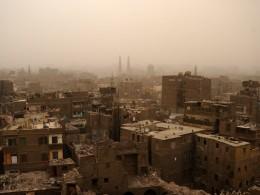 egipto - tormenta