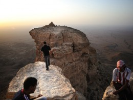 libia - paisaje